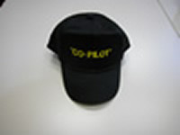 CO-PILOT Cap CAP-COPILOT