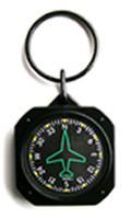 Keychain - Directional Gyro