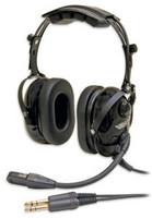 AirClassics Headset w/Flex Boom (ASA-HS-1A)-SkySupplyUSA