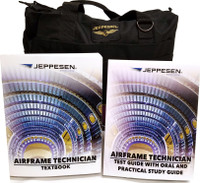 Jeppesen Aviation Maintenance Airframe Training Kit 10011884