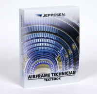 Jeppesen 10002510-003 Airframe Textbook