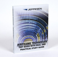 Jeppesen 10002002-006 Airframe PTS and Oral exam guide