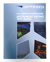 Jeppesen Instrument Rating FAA Knowledge Test Guide  10001388-019