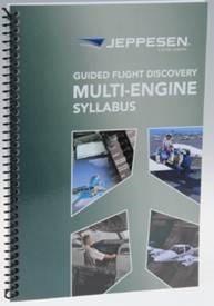 Jeppesen MultiEngine Syllabus  -  SkySupplyUSA