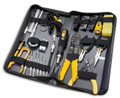 58 Piece PC Repair Tool Kit for Handyman, Computer Tech & Electrician