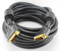 35 ft. DVI-D 24AWG Dual-Link Video Cable w/ Ferrite
