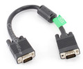 1 ft. HD15 M/M Super-VGA Cable