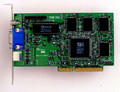 8 MEG AGP SIS Video Card