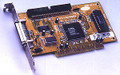32bit PCI IK Ultra SCSI-2 Controller Card w/Bios