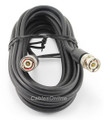 6' RG58 Coaxial Cable with BNC Connectors