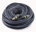 100 ft. High Quality Python™ 1-RCA Interconnects Cable, Blue