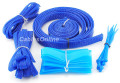 Mod Cable Sleeving Kit, Blue