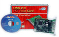 5 Port USB 2.0 PCI Host Card