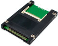 """IDE 2.5"""" 44-Pin to Dual Compact Flash Adapter"""