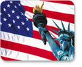 USA, Liberty Mouse Pad