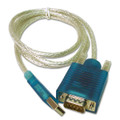 USB to RS232 DB9 Serial Cable