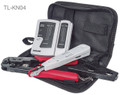 4 Piece Professional Computer Network Installation Tool Kit, Manhattan 780070