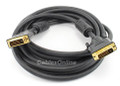 15 ft. DVI-D 28AWG Dual-Link Video Cable w/ Ferrite