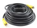 25 Feet 1 RCA to 1 RCA Video Cable