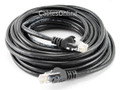 25 ft. CAT.5E UTP Patch Ethernet Cable with Snagless Molded Boots