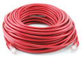 50 ft. CAT.5E UTP Patch Ethernet Cable with Snagless Molded Boots, Red