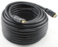 50 ft. HDMI 24AWG CL2 Rated Cable with Gold Plated Connectors