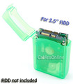 2.5 Inch HDD Protective Storage Box for IDE or SATA, Green