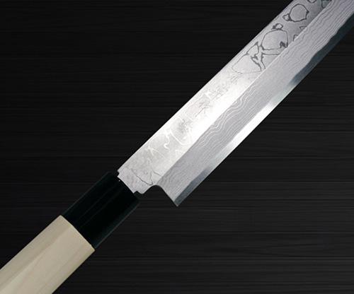 Manche en bois de style japonais