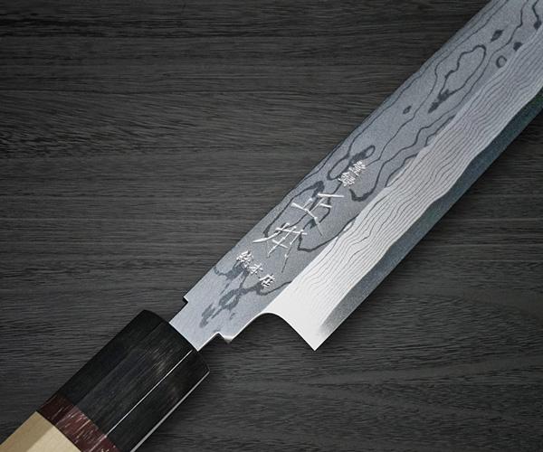 Masamoto KH Damascus Honkasumi Gyokusei-ko