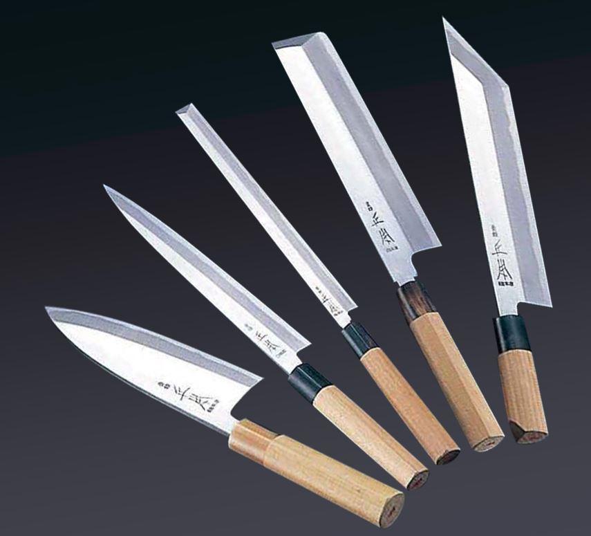 Japanese Kitchen Sushi Knives
