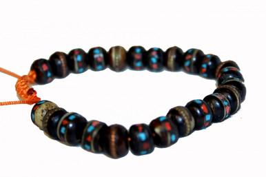 YAK Bone Hand Malla Prayer Beads. At Tibet Spirit Store