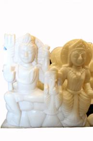 Ganesha Hand Carved Stone Statue. At Tibet Spirit Store