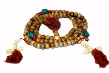 Tibet Bone Mallas Prayer Beads 2. At Tibet Spirit Store