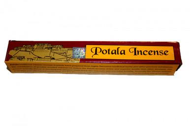 Tibet Potala Incense with medicinal herbs. At Tibet Spirit Store