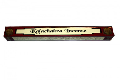 Tibet Kalachakra Incense. No choking and camphor smell.