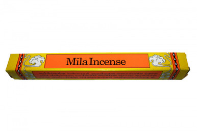 Tibet Mila Incense. Special bamboo free incense sticks highly effective for meditation. At Tibet Spirit Store