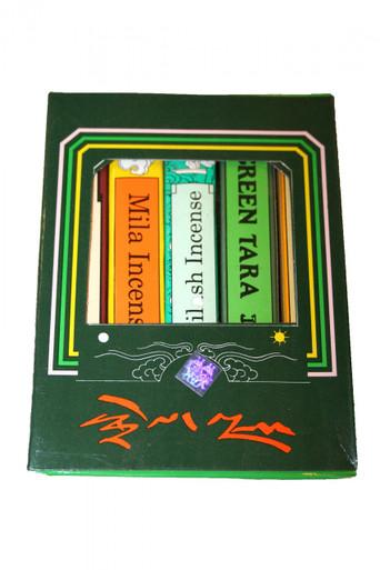 Tibet Green Tara Incense Gift Pack. Only at Tibet Spirit Store
