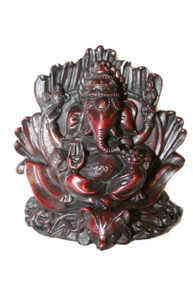 "Ganesh 4"" Resin Statue. At Tibet Spirit Store"