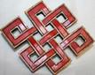 Tibet Endless Knot. Hand Carved. At Tibet Spirit Store