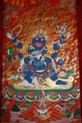 Tibetan Mahakala ThangkaHanging Scroll. At Tibet Spirit Store