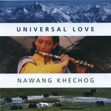 Universal Love Nawang Khechog. CD. Tibet Spirit Store