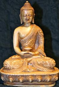 Amitabha Buddha Statue At Tibet Spirit Store.