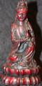 Kuan Yin Statue At Tibet Spirit Store.