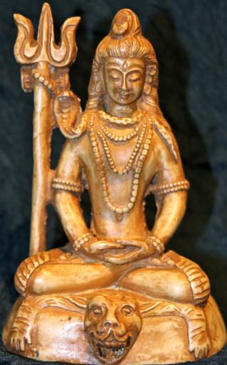 Shiva Statues At Tibet Spirit Store.