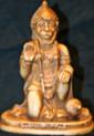 Hanuman Resin Statue At Tibet Spirit Store.