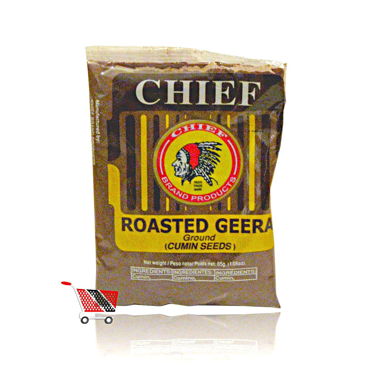mytrinigrocery chief roasted geera enjoy chief roasted geera