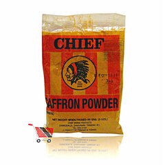 Chief Saffron / Turmeric Powder