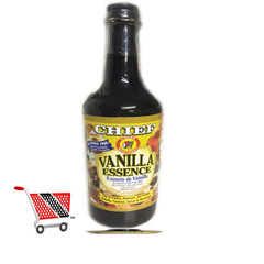 Chief  Dark Vanilla Essence -Alcohol Free