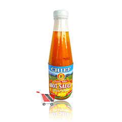 Chief Chunky Yellow Hot Sauce