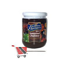 Karibbean Flavours Spicy Tamarind Chutney